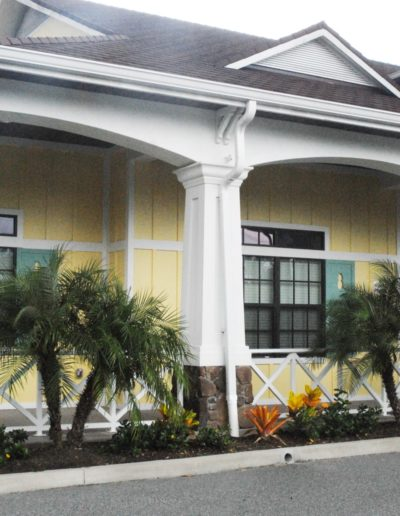 1920-Residential - 01 Multi 28, Pineapple Cove Acdmy, shutters, columns, louver