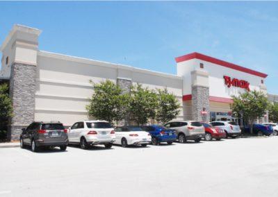 Viera Shoppes 5, TJ Maxx building