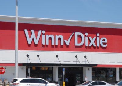 Winn Dixie 3, sign